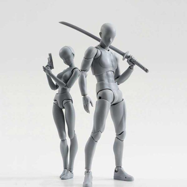 Body-Chan-&-Body-Kun-DX-set-[Gray-color-version]-boîte-intérieur