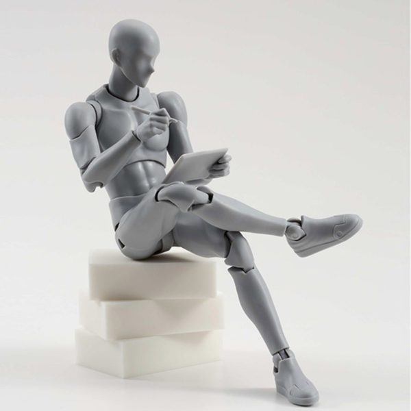 Body Kun – Body Chan DX set [Gray color version] (4)