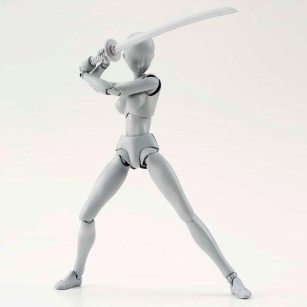 Body Kun – Body Chan DX set [Gray color version] (6)