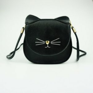 Sac à main chat petite taille