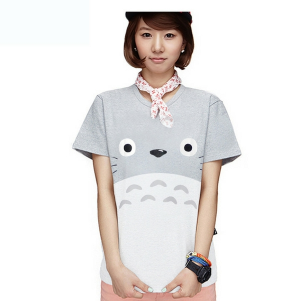 Tee shirt Harajuku Totoro