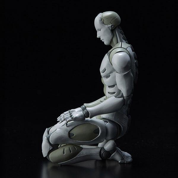 RX01 Robot morpho-realistic (5)