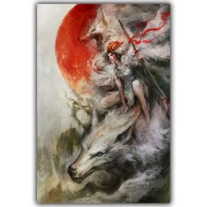 San et ses frères loups