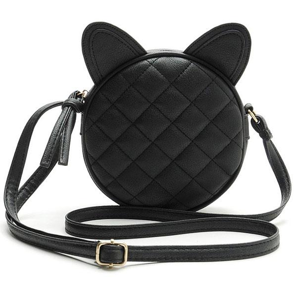 2e24f3ae82 Sac à main en forme originale de tête de chat - la boutique du Japon