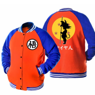 Veste-baseball-dragon-ball-orange-boule-de-cristal