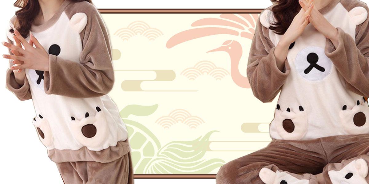 le pyjama kawaii un sommeil en douceur la boutique du japon. Black Bedroom Furniture Sets. Home Design Ideas