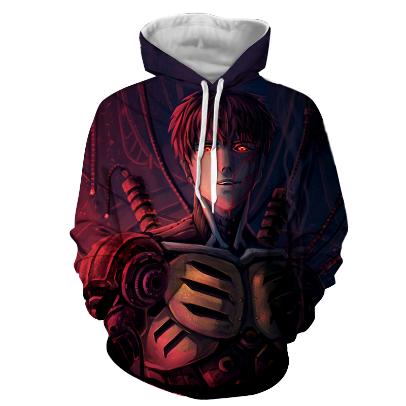 Hoodie One Punch Man Renaissance