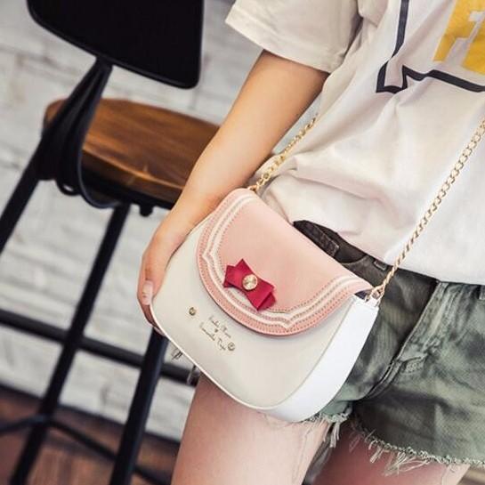 Sac à main sailor lolita rose par Sailor moon