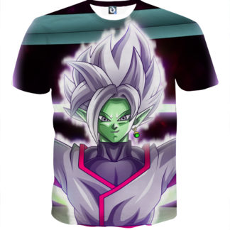 Tee shirt Dragon Ball San Goku special kaioken