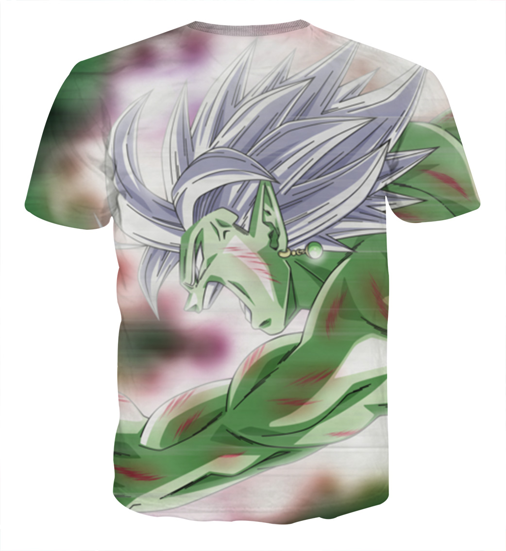 Tee shirt Dragon Ball Rage dos