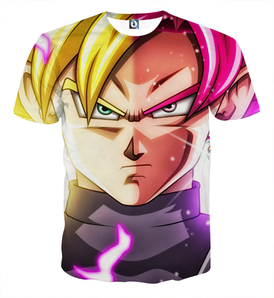 Tee shirt Dragon Ball San Goku Spirit