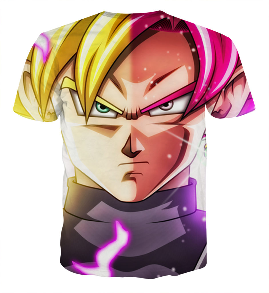 Tee shirt Dragon Ball San Goku Spirit dos