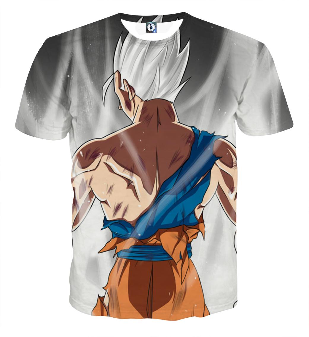 Tee shirt Dragon Ball San Gohan posture