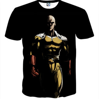 Tee shirt One Punch Man Cowboy