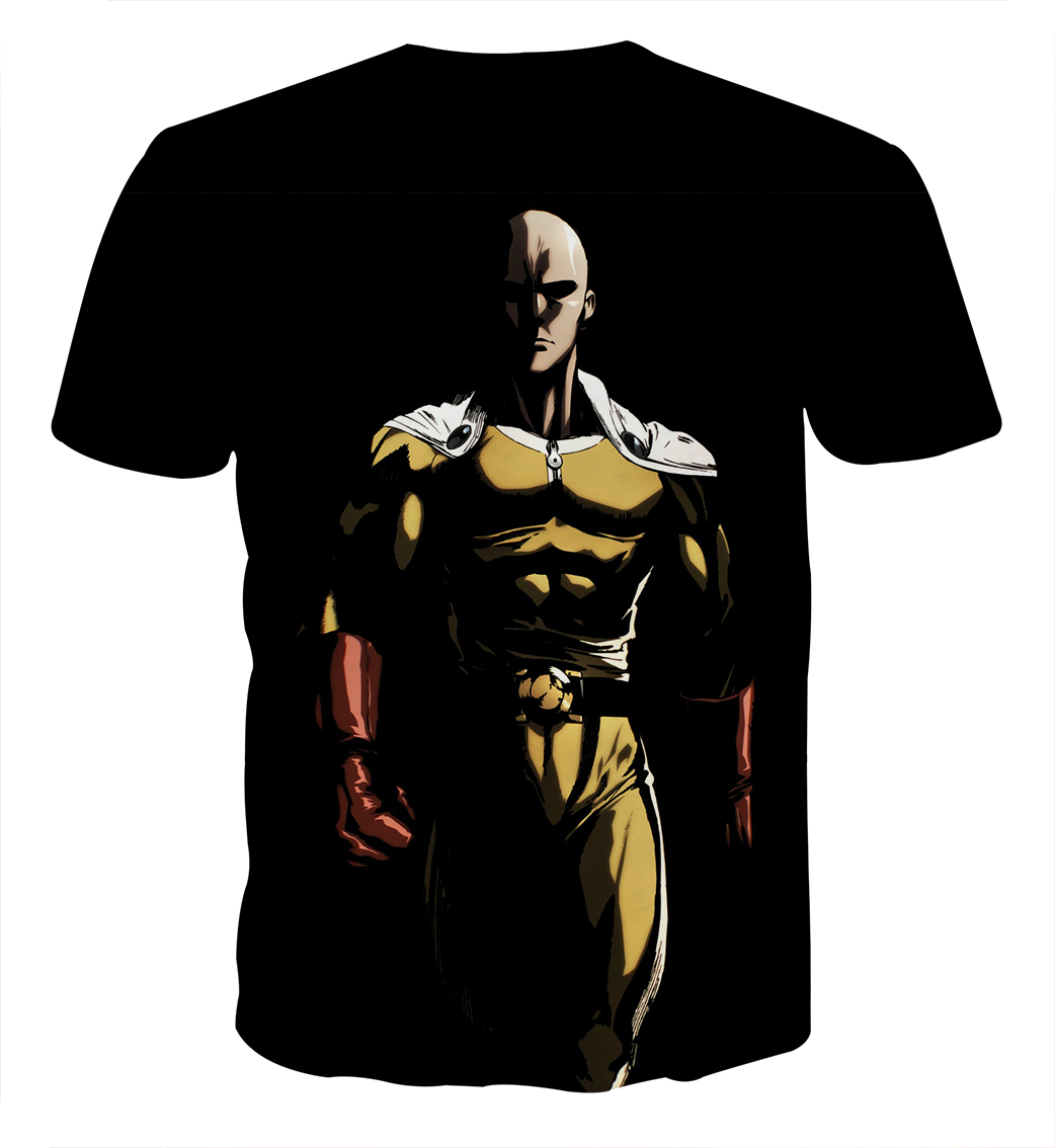 Tee shirt One Punch Man Cowboy dos