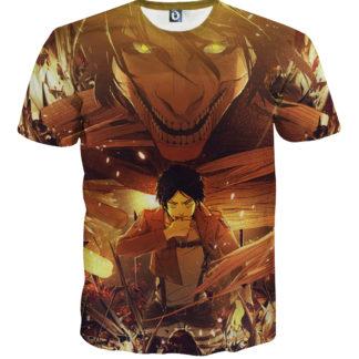 Tee shirt Anime