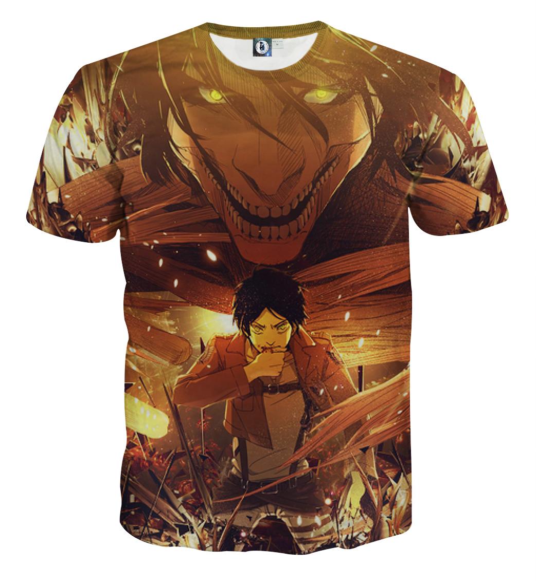 Tee shirt Attaque des titans