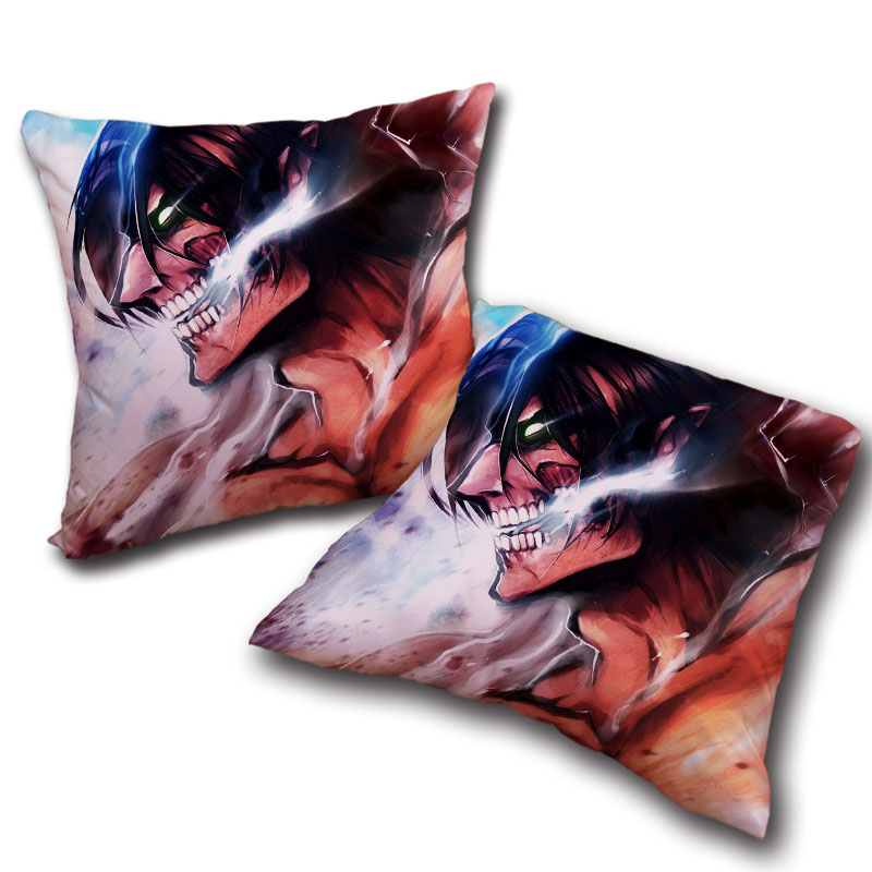Coussin anime