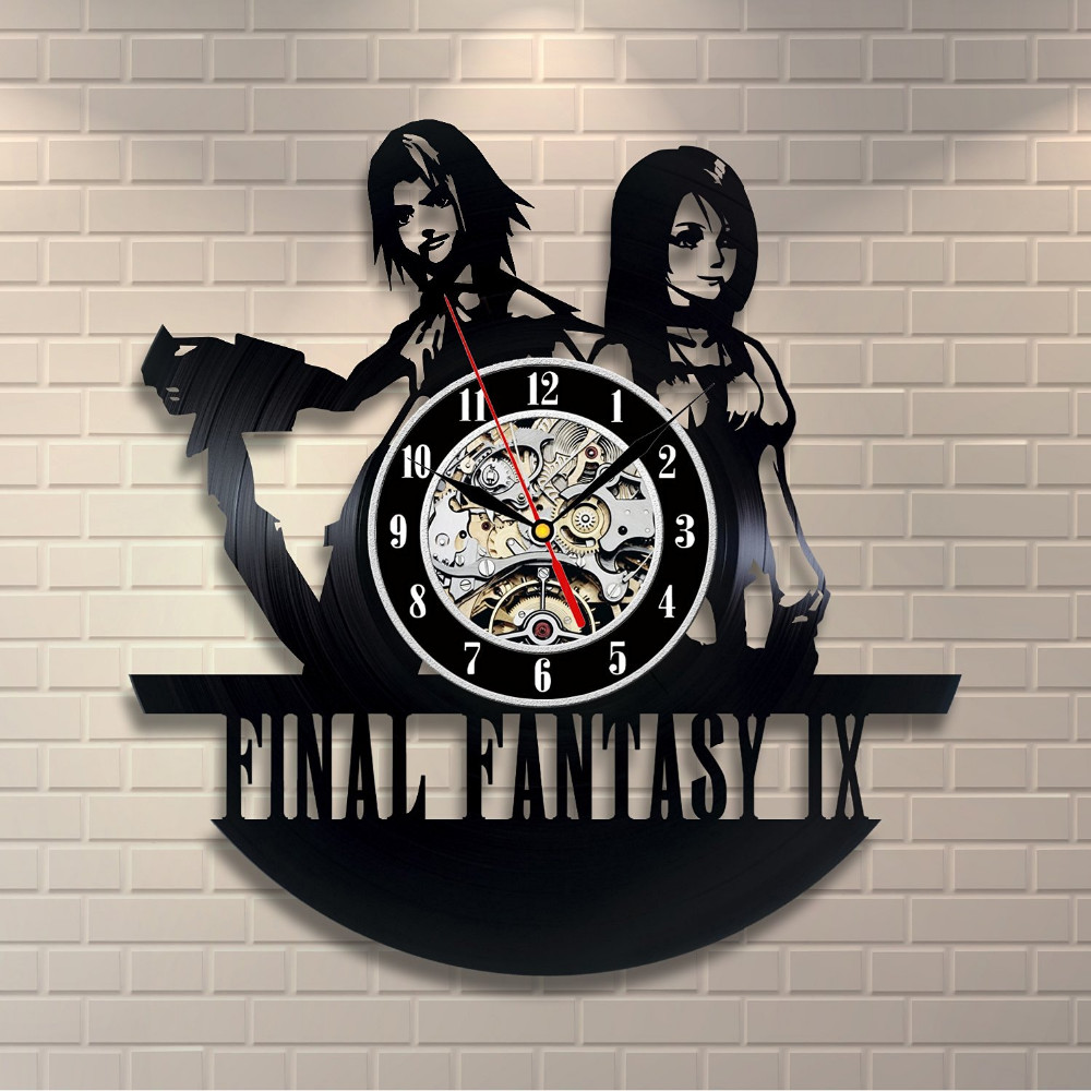 Decoration Murale Final Fantasy