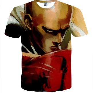 Tee shirt One Punch Man (38)