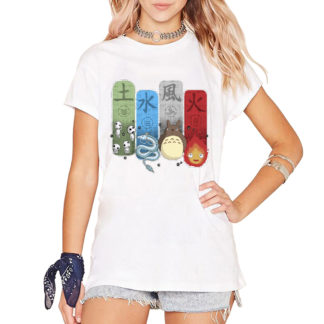 Tee shirt Ghibli