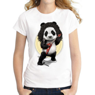 Tee shirt Yumelolita Rock Panda