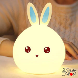 Lampe-Kawaii-Usagi-Bleu