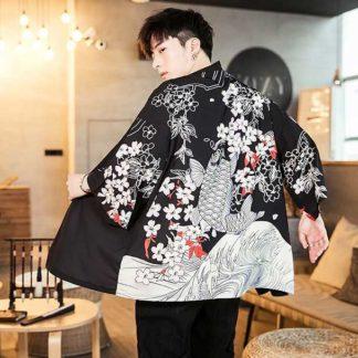 Kimono Cardigan Homme